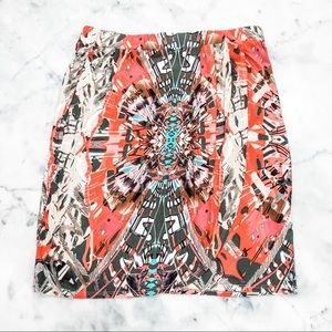 🌺🌺 ANTHROPOLOGIE Maeve Faux Wrap Skirt 🌺🌺